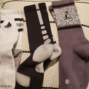 Boys basketball socks set